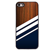 Black Stripe Design Aluminium Hard Case for iPhone 7 7 Plus 6s 6 Plus SE 5s 5