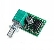 pam8403 мини-небольшие 5V цифровой усилитель доска