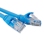 abordables -2M 6.5FT alta calidad RJ45 Cat5e Cable de red Ethernet Envío Gratis