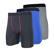 cheap -Arsuxeo Men's Cycling Under Shorts Running Shorts Running Tight Shorts Quick Dry Anatomic Design Wearable Antistatic Breathable