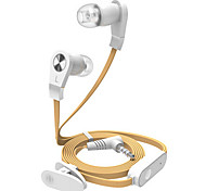 Fashion 3.5 mm Headphone In-Ear iPhone 6/6 Plus 4/5S /4  (Random Color)