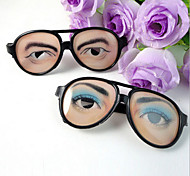 cheap -Those trick toys The new men's and women's jokes funny glasses