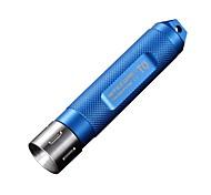 T0 Светодиодные фонари Фонари-брелоки LED 12 Люмен Режим LED Батарейки не входят в комплект Ударопрочный Нескользящий захват