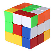 cheap -Rubik's Cube 3*3*3 Smooth Speed Cube Magic Cube Puzzle Cube Professional Level Speed Gift Classic & Timeless Girls'