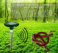 Недорогие -1шт Работает от солнечной энергии Батарея Перезаряжаемый Водонепроницаемый Подсветка