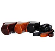 dengpin пу кожи кожа масло съемный чехол чехол для фотокамеры сумка для Canon PowerShot sx530 УГ sx520 HS (ассорти цветов)