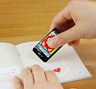 cheap -Cute Cellphone Shaped Multi Color Erasers (Random Delivery)
