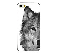cheap -Case For Apple iPhone 8 iPhone 8 Plus iPhone 5 Case iPhone 6 iPhone 6 Plus iPhone 7 Plus iPhone 7 Pattern Back Cover Animal Hard PC for