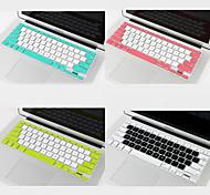 """Недорогие -coosbo® двухцветный защитную крышку клавиатуры для 11 """"13.3"""" 15 """"17"""" MacBook Air / Pro / отображения сетчатки (ассорти цветов)"""