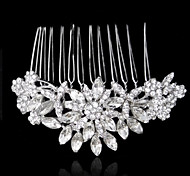 Недорогие -сплав волосы расчесывать головной убор свадебный вечер элегантный женственный стиль