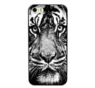 The Tiger Stare At You Design PC Hard Case for iPhone 7 7 Plus 6s 6 Plus SE 5s 5