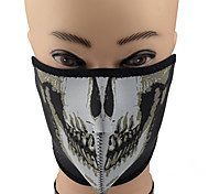 cheap -Bike / Cycling Pollution Protection Mask Unisex Camping / Hiking / Hunting / Leisure Sports Spring / Summer / Fall Skull / Fashion