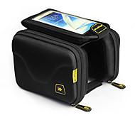 CoolChange® Велосумка/бардачок 1.5LLБардачок на раму / Сотовый телефон сумка Сенсорный экран / Пригодно для носки Велосумка/бардачок