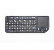 cheap -2 in 1 Mini Palm-sized 2.4G Wireless Keyboard and Mouse Combo with Touchpad for Google Android TV BOX Smart  PC