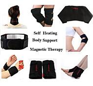 турмалин саморазогрева поддержка талии до колена площадку шеи плеч площадка лодыжки поддержка локоть поддержка 7 в 1 комплект магнитной