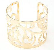 cheap -Women's Cuff Bracelet Open Fashion Adjustable European Alloy Jewelry Christmas Gifts Party Daily Casual Costume Jewelry