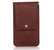 doble bolsa bolsillos mosquetón para Samsung Nota 3/4/5/2/3 Lite borde / 5