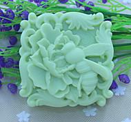 Недорогие -пчела цветы Мыло ручной работы плесень помады торт шоколадный силиконовые формы, отделочные инструменты посуда