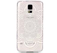 Hollow Flower Pattern Ultrathin Hard Back Cover Case for Samsung Galaxy S6 edge S6 S5 S5Mini S4 Mini S3Mini