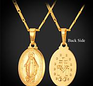 baratos -Platinum banhado a ouro colar de pingente de liga de platina - banhado a platina banhado a ouro liga colar para festa de casamento