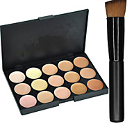 cheap -15 Concealer/Contour Dry Cream-to-powder Concealer Face