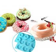 6-ячеечное булочное кольцо для булочки для литья под давлением, форму для выпечки
