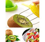 Недорогие -фрукты растительное нож киви нож инструмент кухни (случайный цвет)