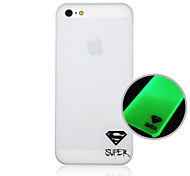 Недорогие -супер модель световой телефон случае задняя крышка чехол для iphone5c