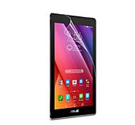 alto protector de pantalla transparente de 8,0 z580c película protectora de la tableta z580ca asus zenpad s