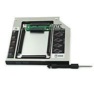 notebook unità ottica alloggiamenti per dischi rigidi SSD mirco1.8 solido sata unità a stato di SATA Hard disk da 2,5 pollici