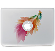 цвет хвоста декоративные наклейки кожи для MacBook Air / Pro / Pro с сетчатки дисплей