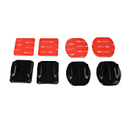 Adhesive Mounts Mount / Holder For Action Camera Gopro 5 Gopro 4 Gopro 3 Gopro 3+ Gopro 2 Film and Music Rock Climbing Motorcycle