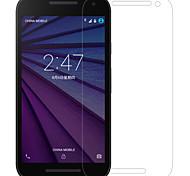 economico -Proteggi Schermo Motorola per Moto G3 PET 1 pezzo Protettori schermo Ultra sottile