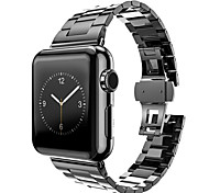 Недорогие -Часовая полоса для 42-часового ремня для яблока с соединителем и открытым инструментом