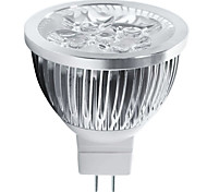 4w gu5.3 (MR16) LED-Strahler MR16 5 High Power LED 400-450lm warmweiß kaltweiß 3000k / 6500k dekorative DC 12V