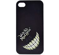 Case For Back Cover Hard PC for iPhone 4s/4