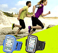 Gym Exercise Waterproof Cover with Tune Belt Workout Running Sports Armband for iPhone 6 Plus/6S Plus(Assorted Colors)