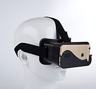 DIY 3D Cardboard Glasses Virtual Reality for iPhone 6 & 6 Plus /Note 4 / S5 etc. 4.3 inch - 6.3 inch Smartphone