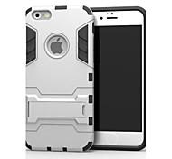 Недорогие -случай сотового телефона для iphone 6plus / 6s плюс (ассорти цветов) iphone cases