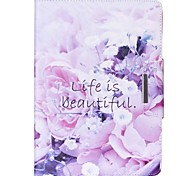 cheap -Special Design Novelty Folio Case PU Leather Coloured Drawing or Pattern Holster for iPad (2017) Pro10.5 Pro9.7 iPad Air Air2 iPad234 mini 123 mini4
