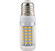 YWXLight® E14 G9 GU10 E26/E27 LED Corn Lights 69 SMD 5730 1600 lm Warm White Cold White Decorative AC 220-240 AC 110-130 V