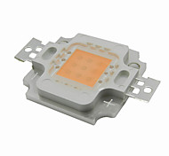 cheap -10W LED Grow Light Full Spectrum Integrated Cover 380nm~840nm Best for Hydroponics/Greenhouse
