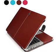 """asling ноутбук Кожа PU для Apple MacBook Pro 15,4 """"(ассорти цветов)"""