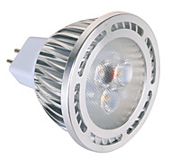 Недорогие -YWXLIGHT® 450 lm GU5.3(MR16) Точечное LED освещение MR16 3 светодиоды SMD Декоративная Тёплый белый Холодный белый AC 12V AC 85-265V