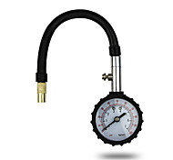 cheap -DearRoad Car Tyre Tire Air Pressure Gauge Meter Tester 0-100 PSI Car Truck Motorcycle Bike
