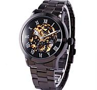 SHENHUA® Men's Watch Auto-Mechanical Hollow Engraving Cool Watch Unique Watch