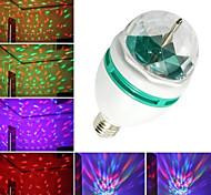 cheap -YouOKLight 3W 240-280 lm E26/E27 LED Globe Bulbs B 3 leds High Power LED Decorative RGB AC 110-130V AC 220-240V