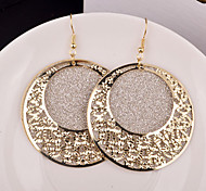 cheap -Women's Drop Earrings - Personalized Festival / Holiday Bridal Statement Circle For Wedding Party Special Occasion Daily Casual