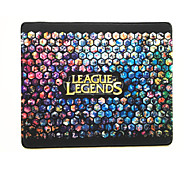 cheap -Gaming Gamer LOL League of Legend Huge All Hero Show Mouse Pad High Sensitivity Waterproof (32*24*0.4cm)