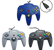 cheap -USB Wired Game Controller Gamepad  JoyStick for Nintendo N64 PC MAC Computer